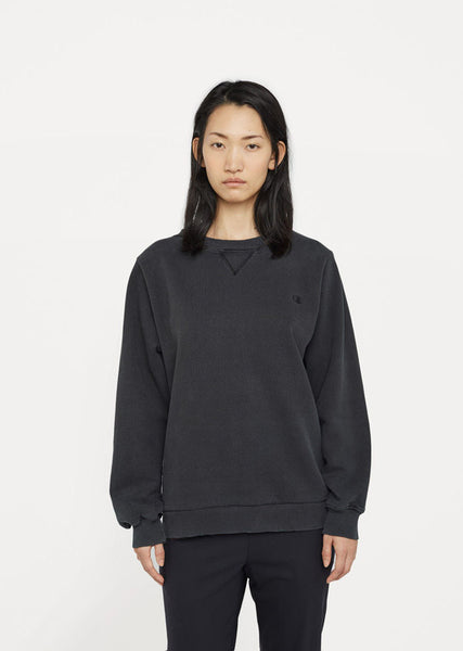 RE/DONE Champion Oversized Crewneck Sweatshirt La Garconne