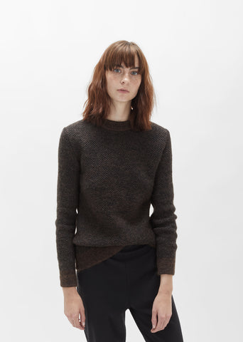 Horology Wool Sweater