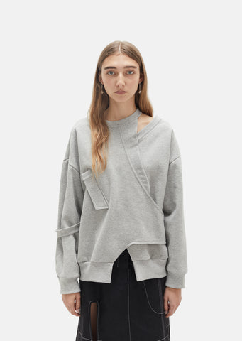 Seasonal Interlocking Sweatshirt