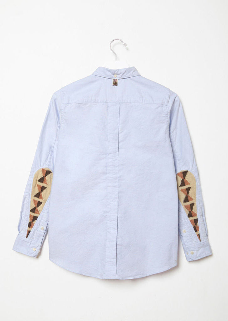 Albacore Knit Patch Shirt