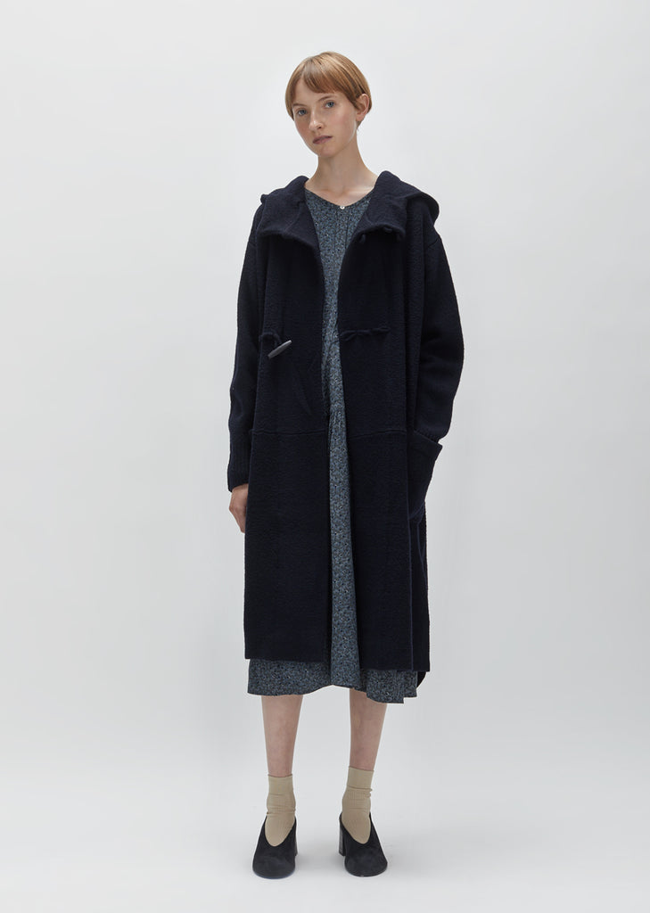 Toggle Sweater Coat
