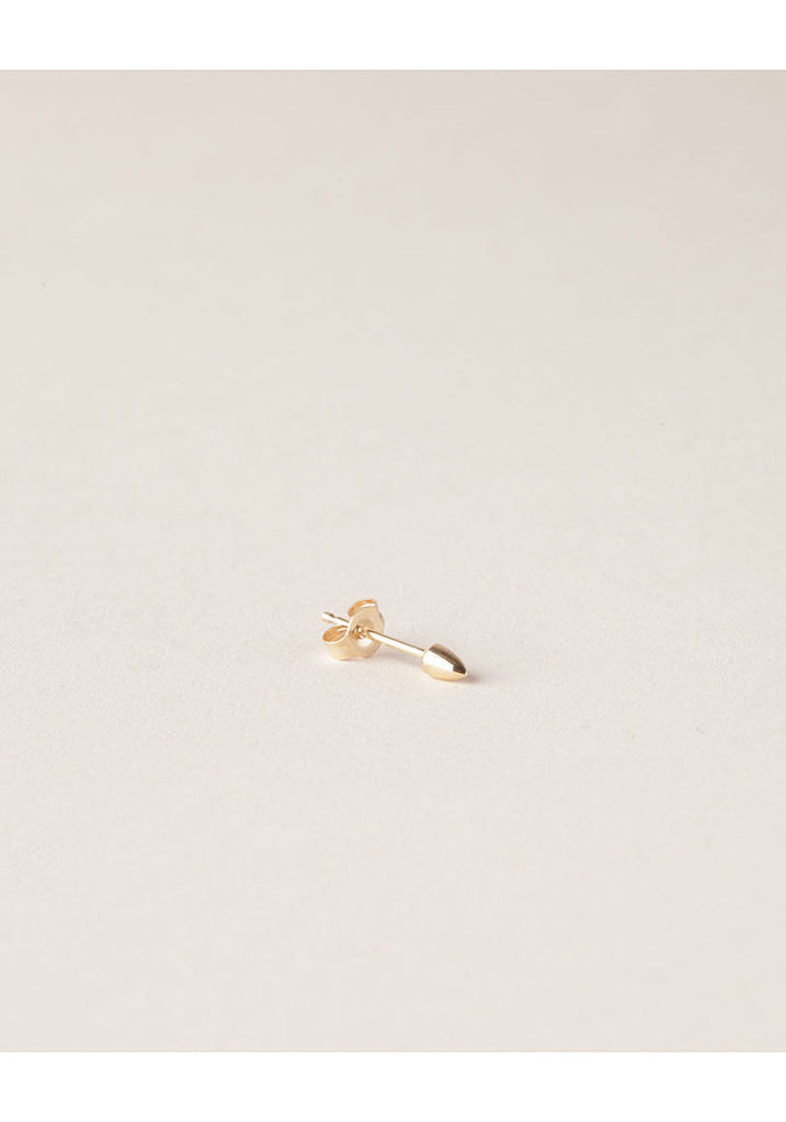 Pointed Stud Earring