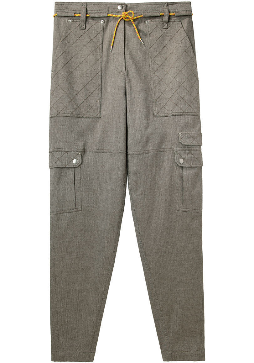 Graphic Cargo Pants