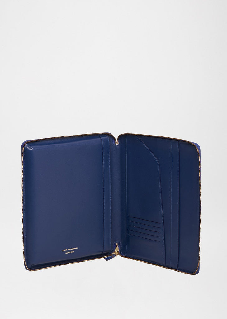 Luxury iPad Zip Case