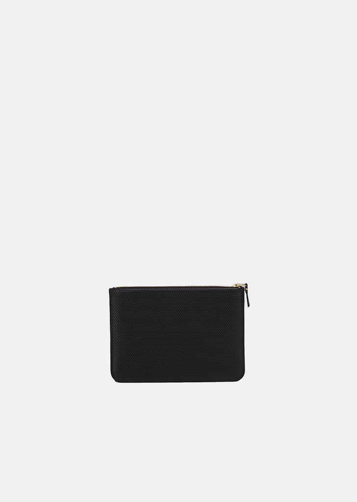 Luxury Large Zip Pouch