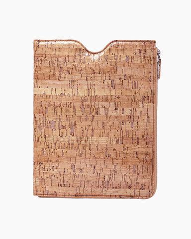 Cork iPad Case