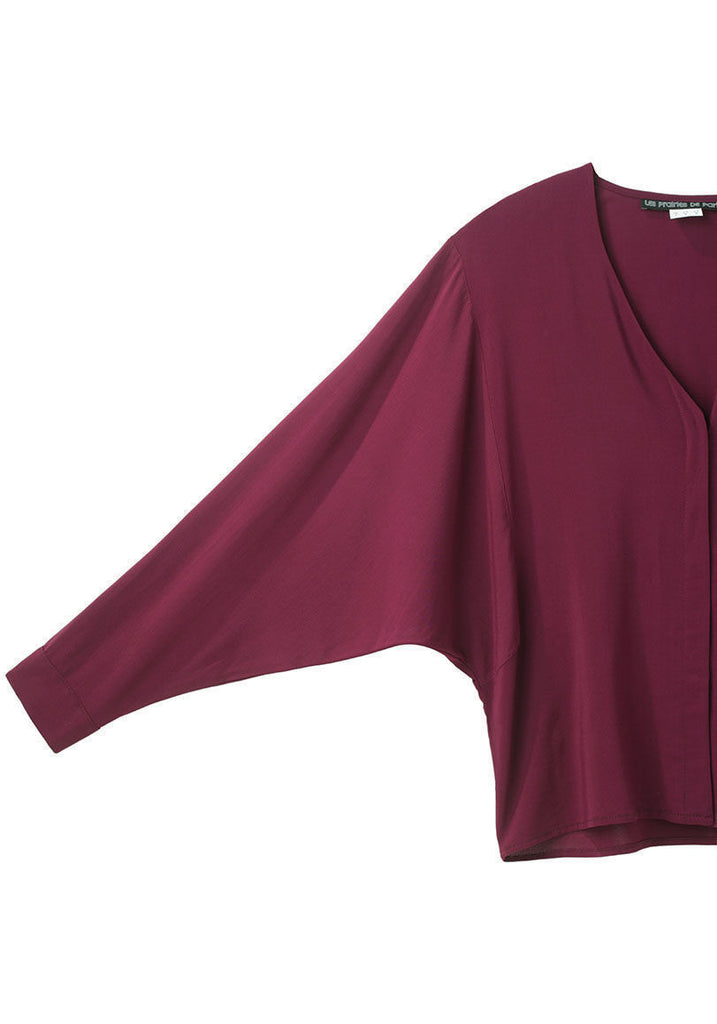 La Toyko V-Neck Blouse