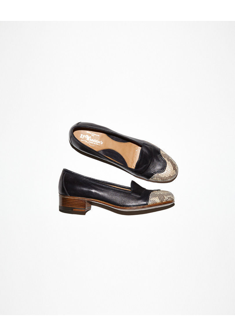Kalen Heeled Loafer