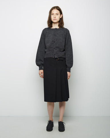 Tucked Pleat Skirt