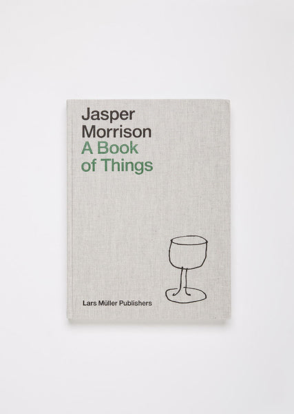 Lars Müller Publishers A Book Of Things by Jasper Morrison La Garconne