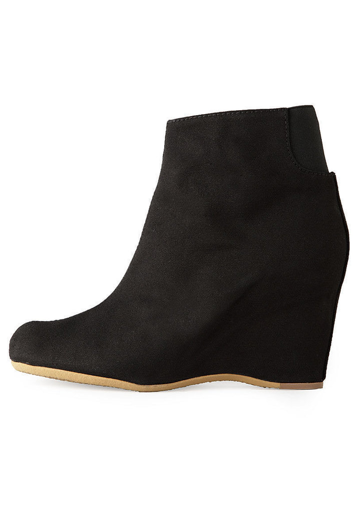 Ankle Wedge-Boot