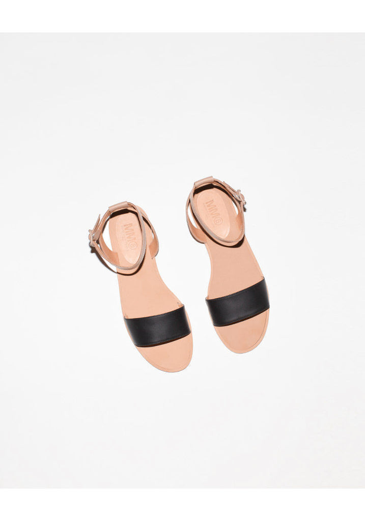 Colorblock Sandal