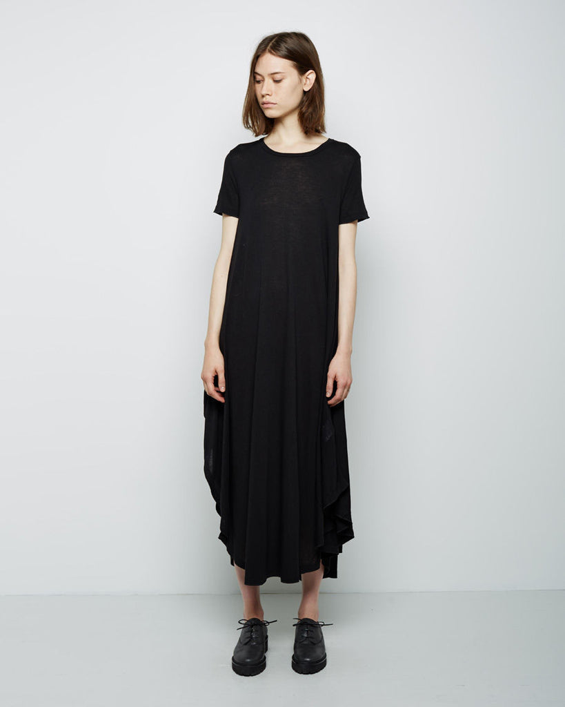 Convertible Long Tee Dress