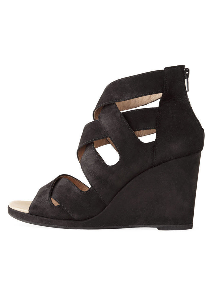 Crisscross Wedge