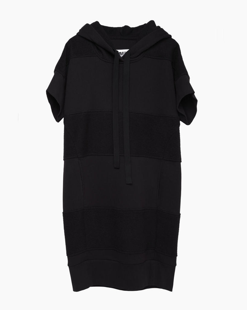 Hooded Sweatshirt Dress