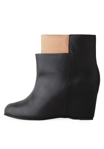 Layer-Wedge Boot