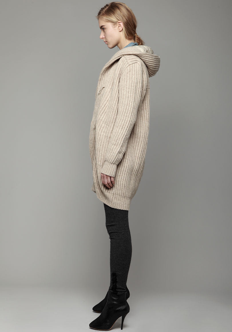 Toggle Sweater