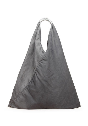 Wrapped-Handle Bag