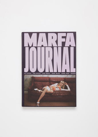 Marfa Journal Volume 4