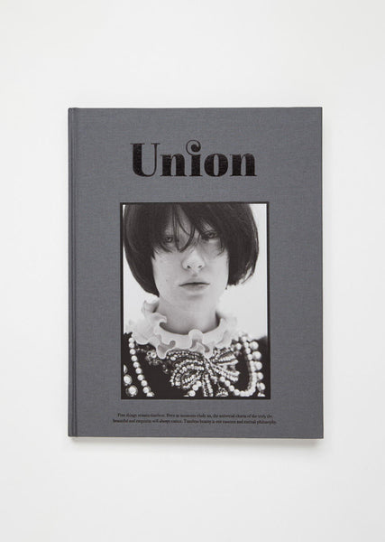 Union Magazine Issue No. 10 La Garconne