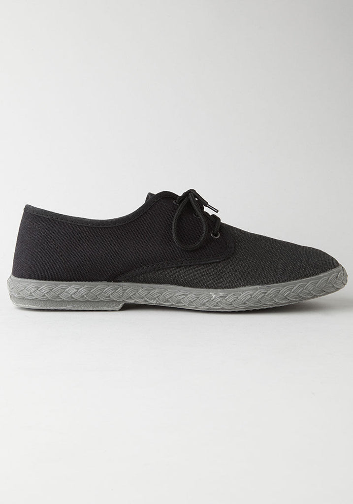 Sisto Contrast Lace-Up