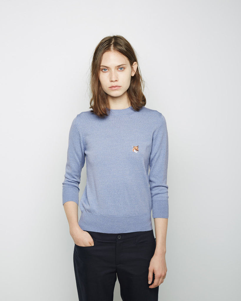 Extra Fine Wool Pullover