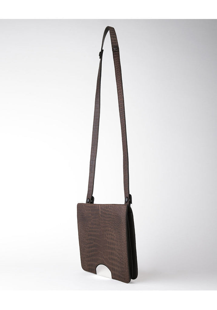 Long Strap Satchel