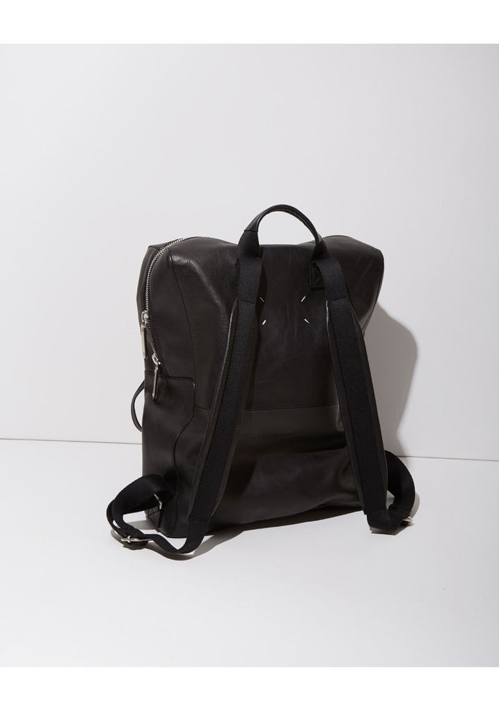 Slouch Leather Backpack