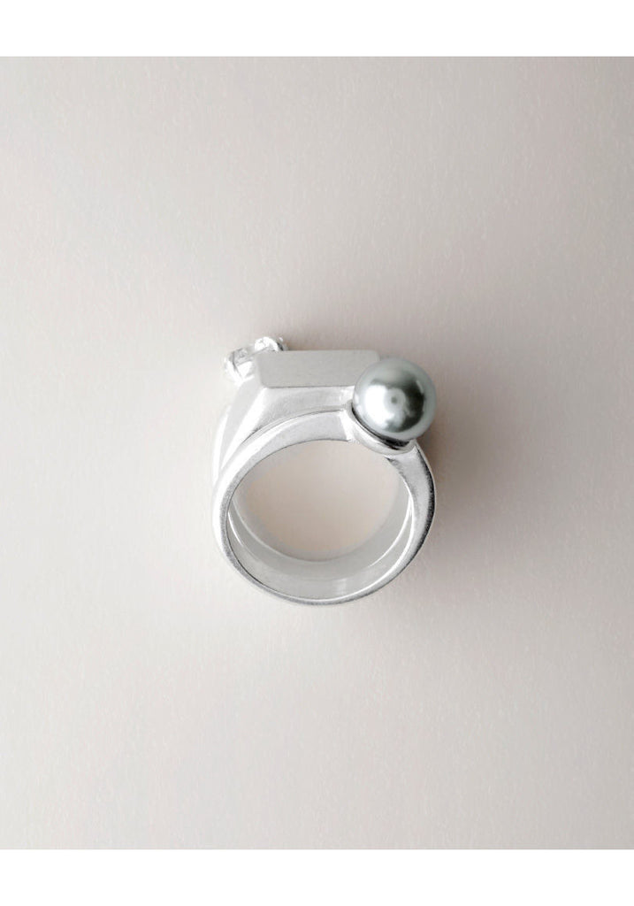 Three-Stack Ring