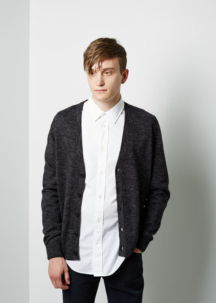 Wool Knit Cardigan