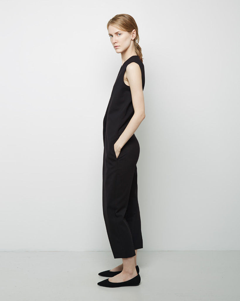 Overcoat Jumpsuit
