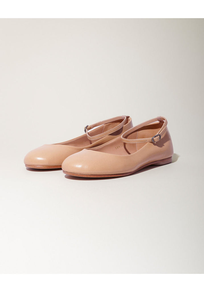 Ankle-Strap Flat