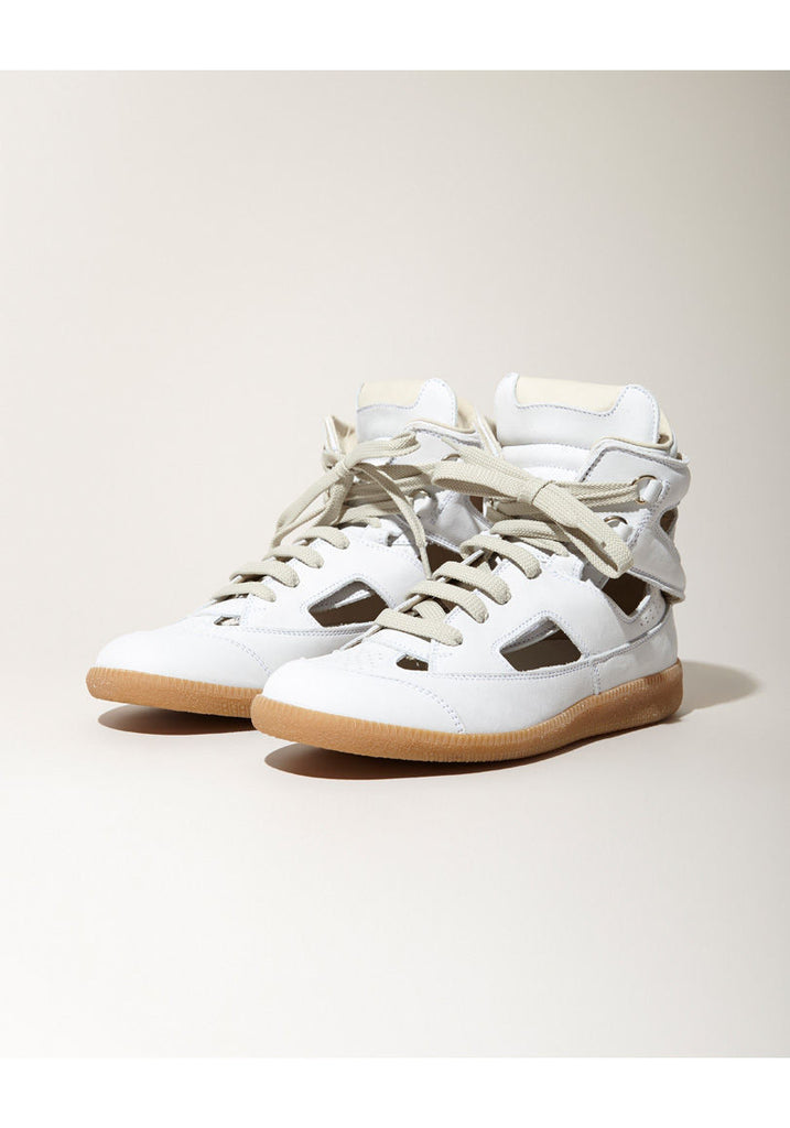 Cut-Out Sneaker