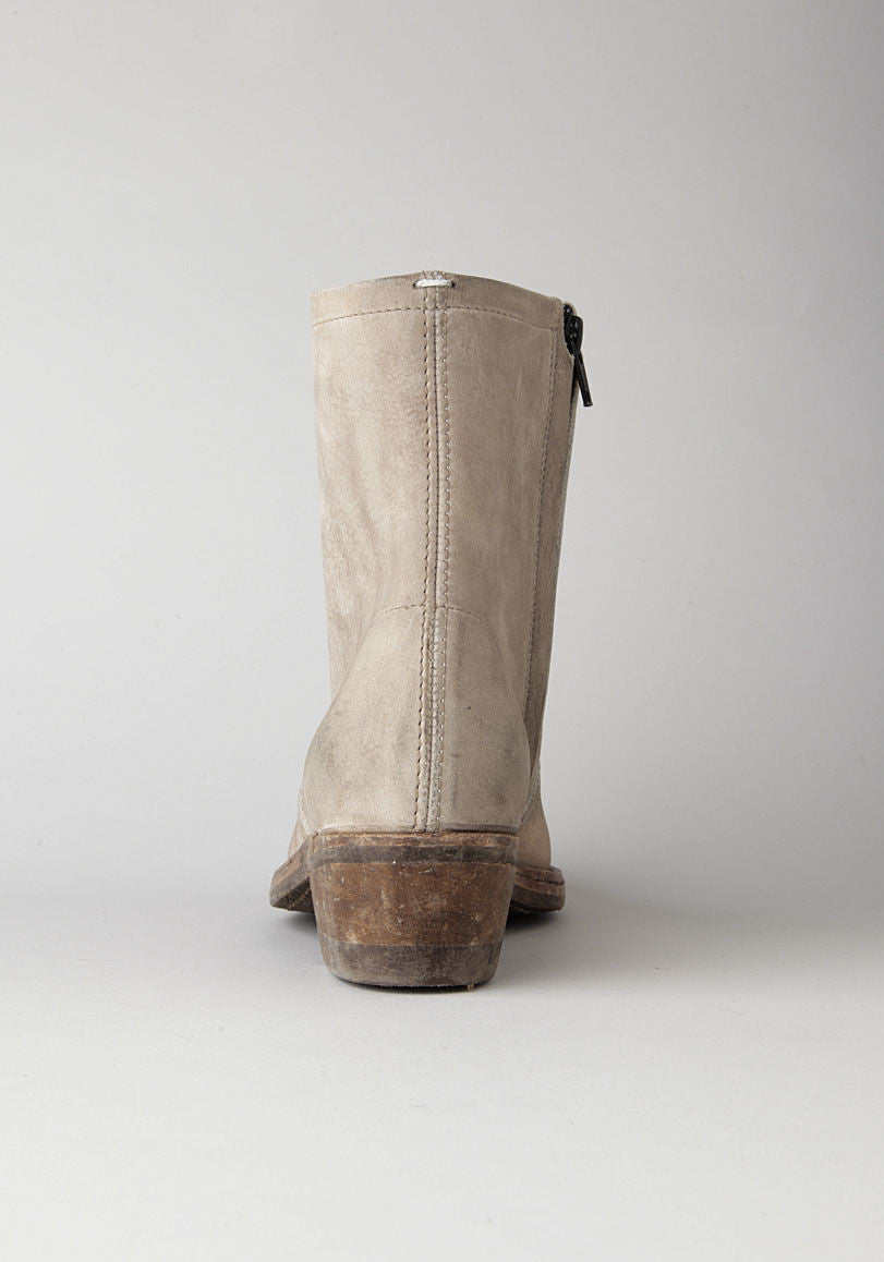Distressed Boot