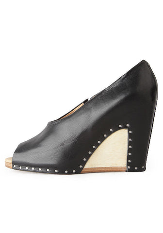Peep-Toe Wedge