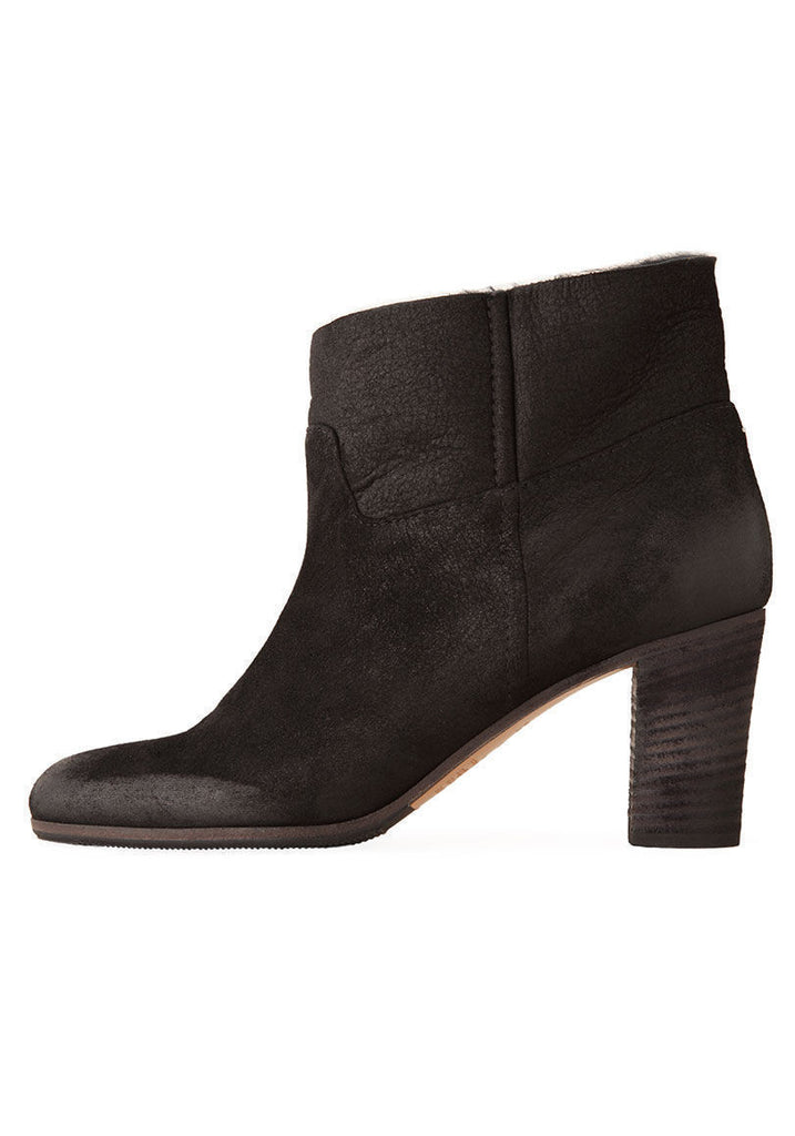 Sheepskin Ankle-Boot