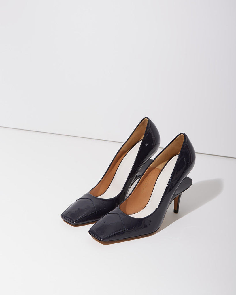 Suspended Heel Pump