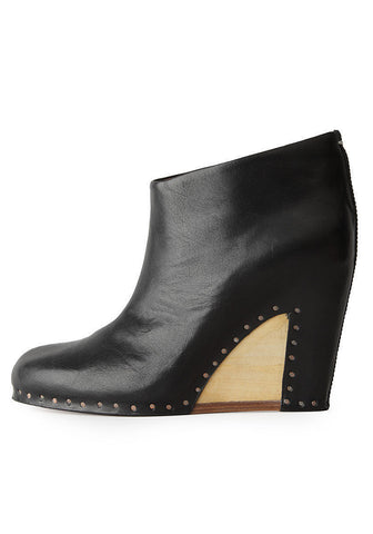Wedge Ankle-Boot