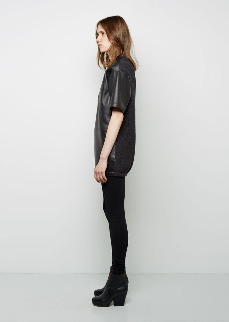 Leather Tunic