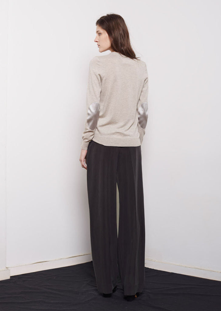 Washed Silk Pant