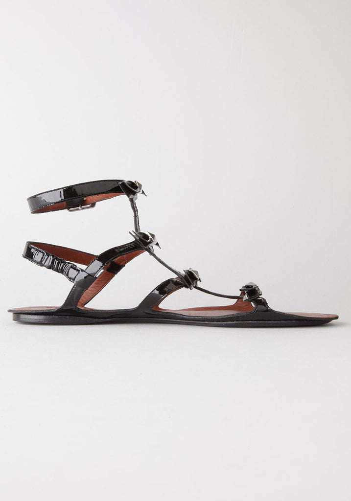 Gladiator Sandal with Bows