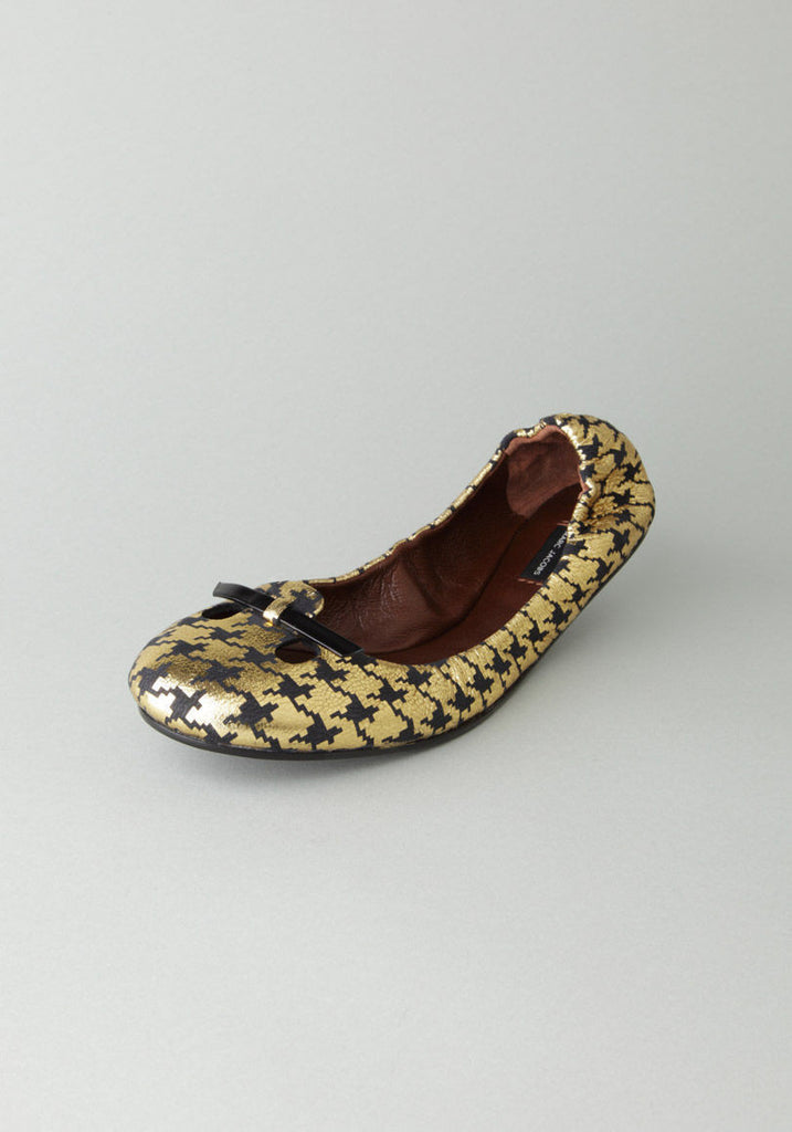 Houndstooth Mouse Flat
