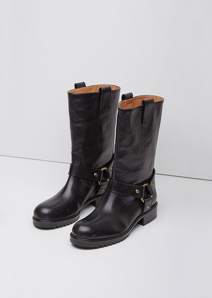 Marc Jacobs Motorcycle Boot La Garconne
