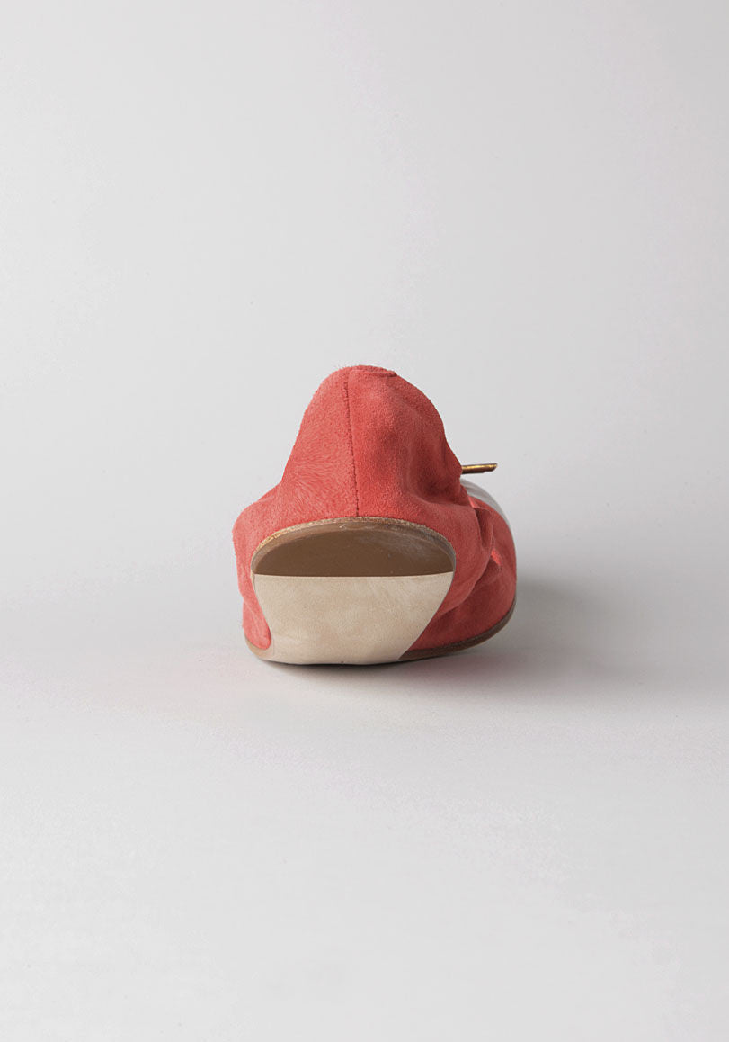 Suede Mouse Flat
