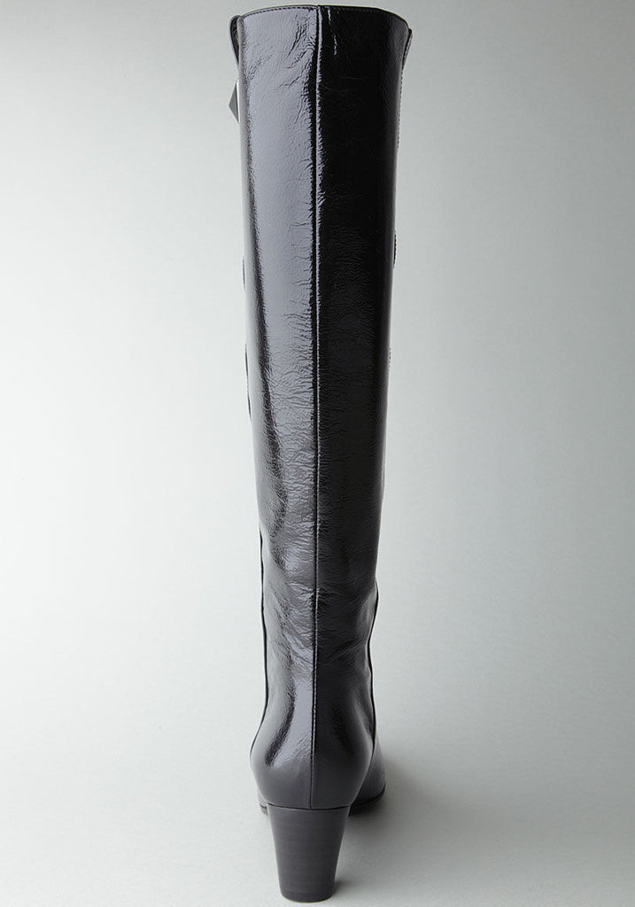 Tall Boot with Stud