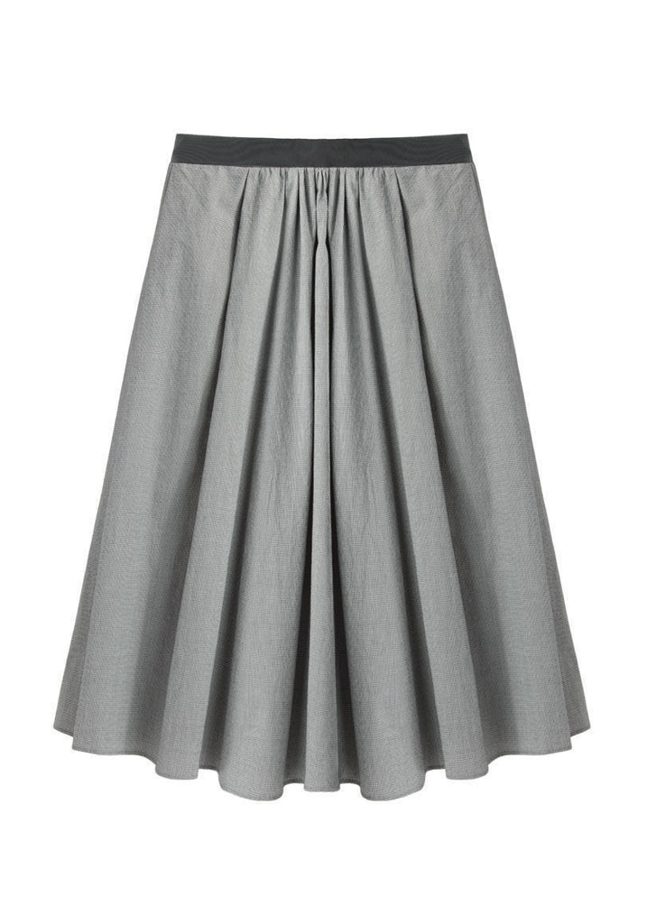 Fine Gathered Skirt