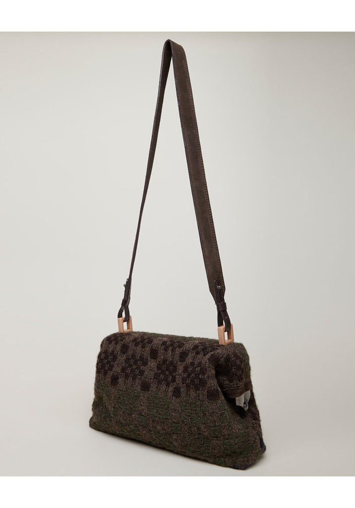 Knit Shoulder Bag