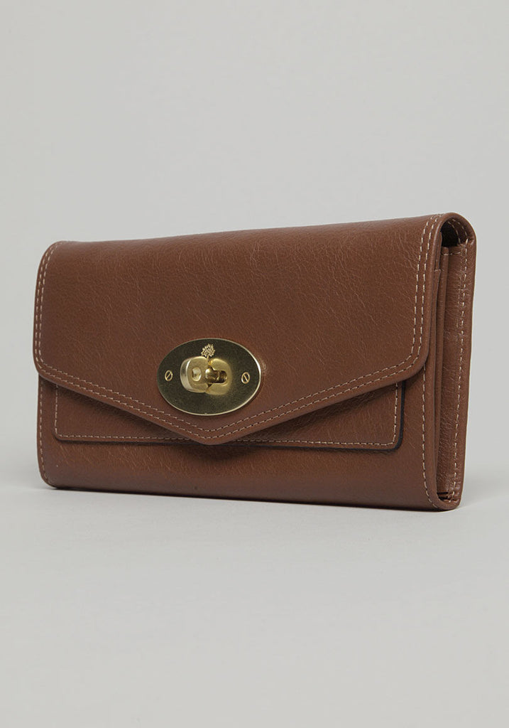 Postman's Lock Continental Wallet
