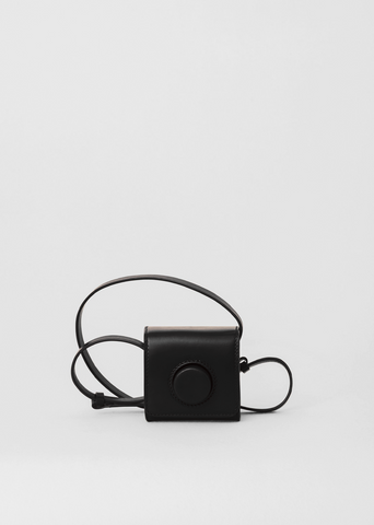 Mini Camera Bag — Black