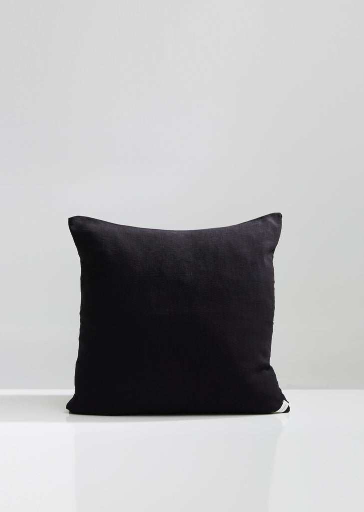Black Pillow Case No. 1